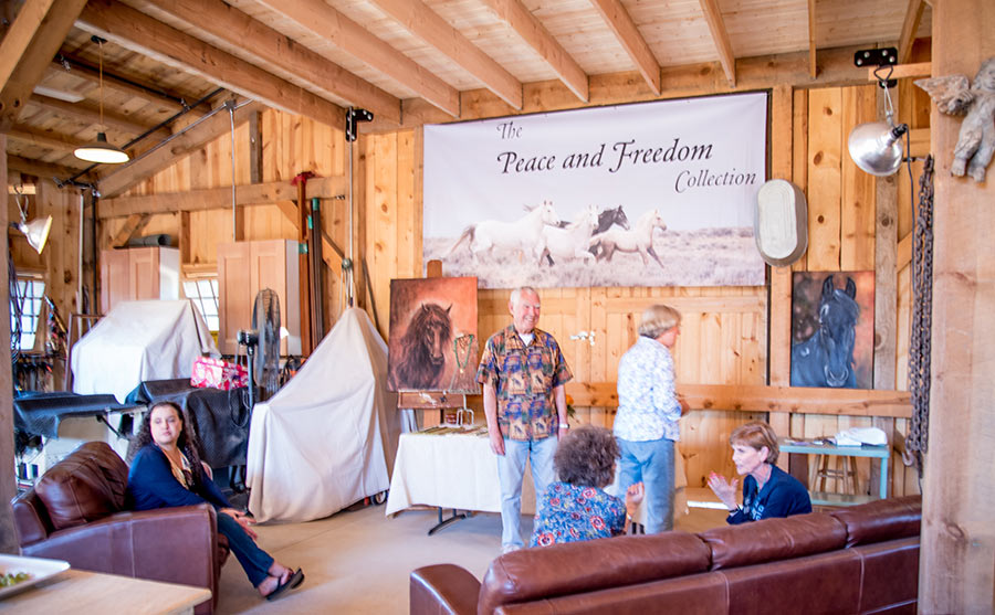 Art in the Barn 2016
