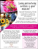Sacred Circle Flyer