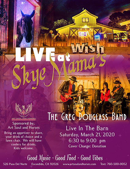 Live at Skye Mama's